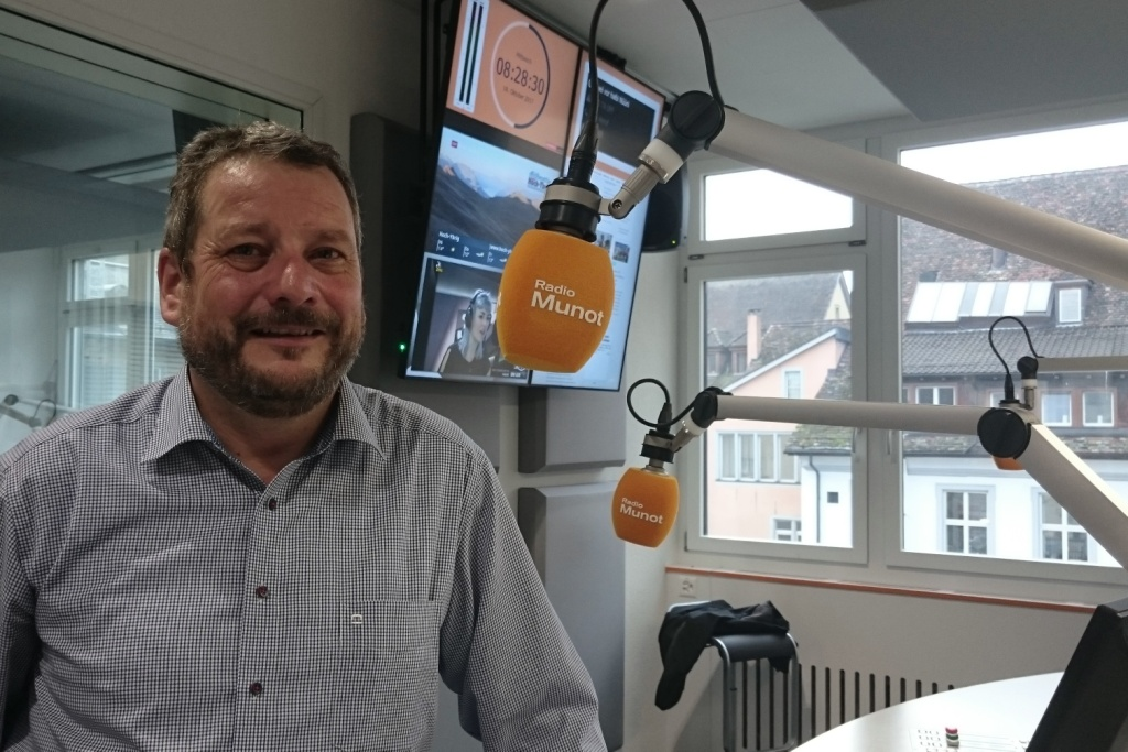 Interview Radio Munot Jürg Weber Quartierverein